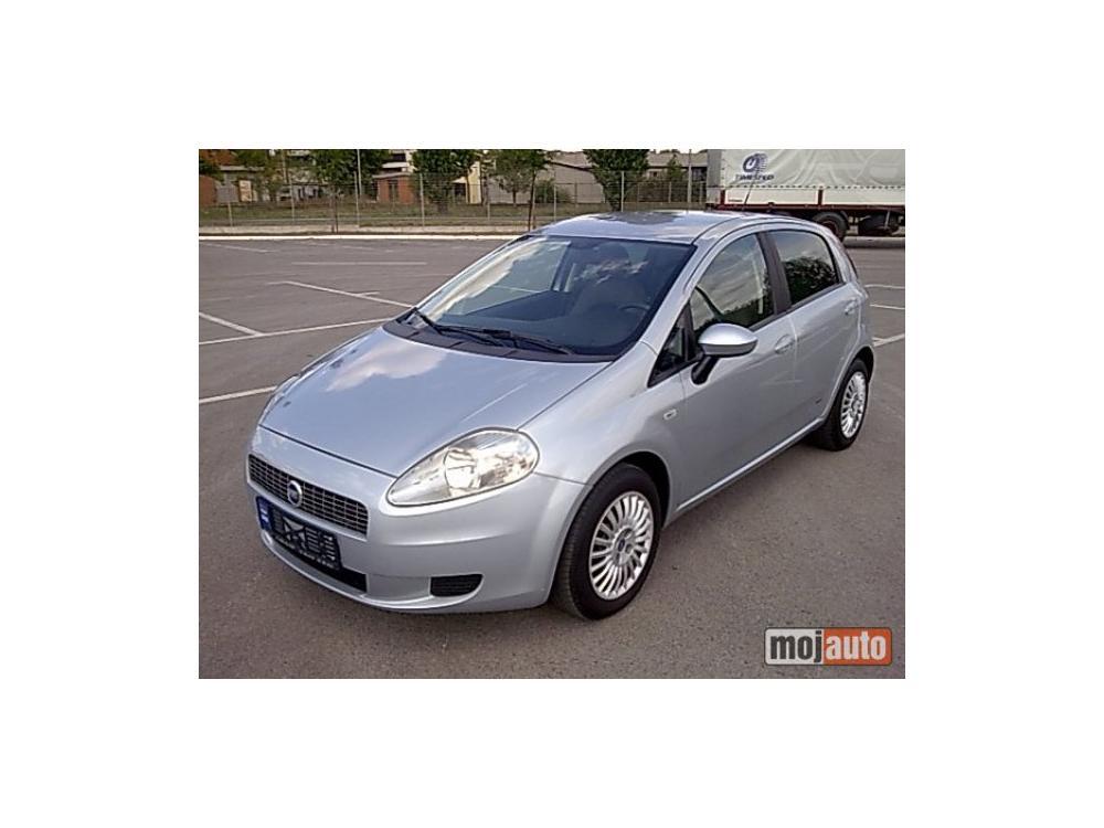 Prod�m Fiat Grande Punto 1.3 mjet