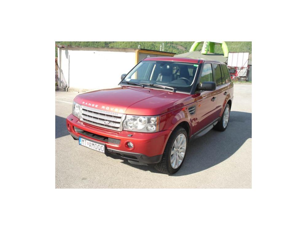 Prodám Land Rover Range Rover 4.2 LPG Supercharged