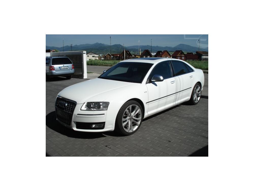 Prodám Audi S8 5.2 V10 FSI