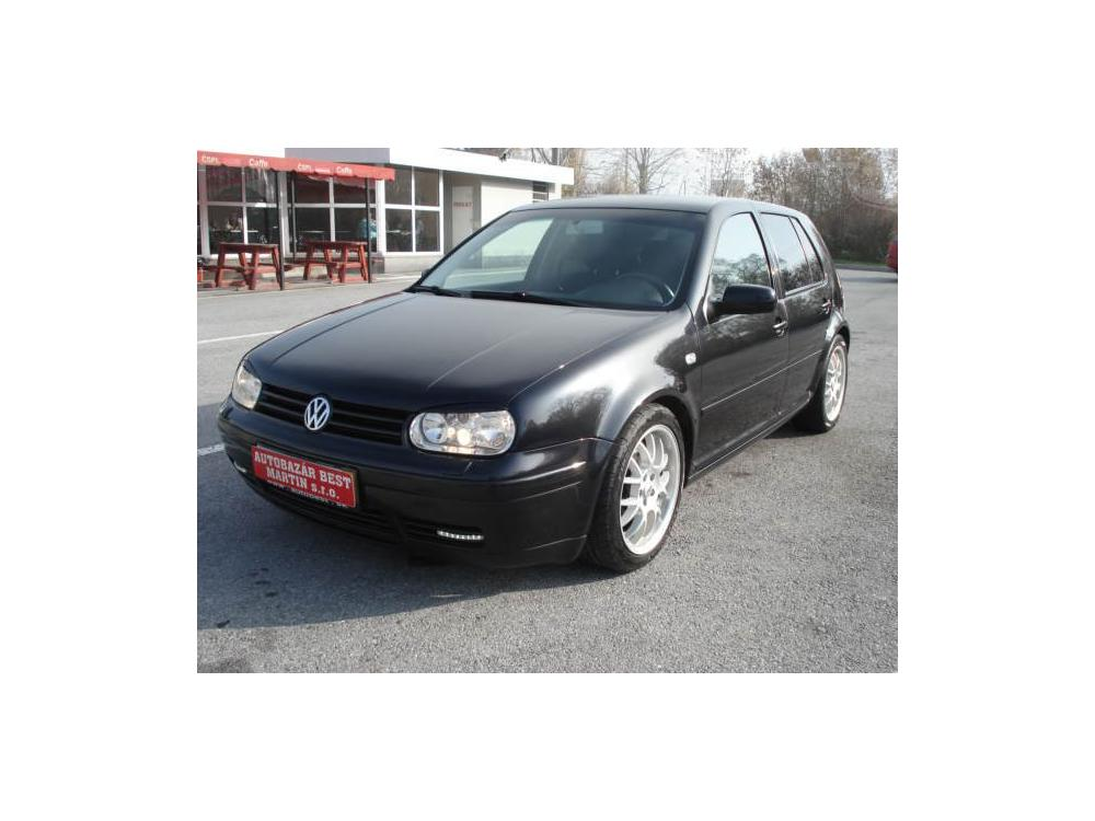 Prodám Volkswagen Golf 1.9 TDI PD Highline
