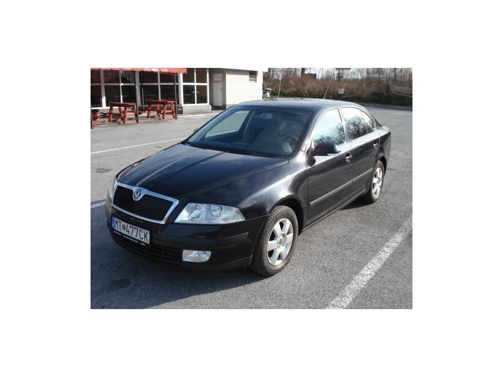 Prodám Škoda Octavia 1.6i Elegance LPG