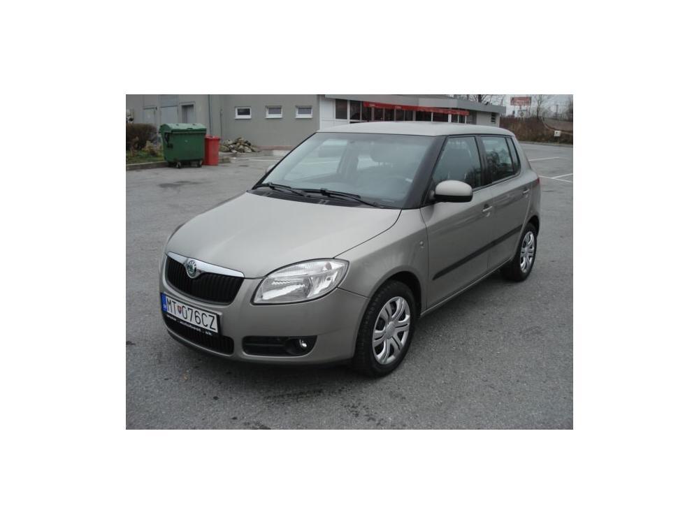 Prodám Škoda Fabia 1.2HTP