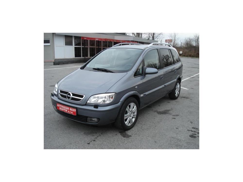 Prodám Opel Zafira 2.2DTI NJOY