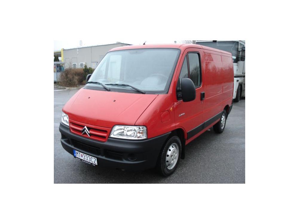 Prodám Citroën Jumper 2.0HDI