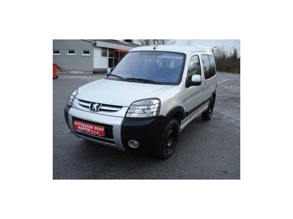 Prod�m Peugeot Partner Adventure 1,6 i