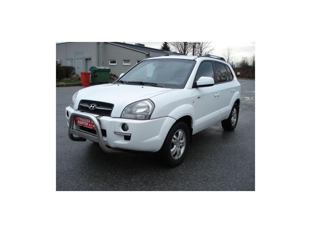 Prodám Hyundai Tucson 2.0CRDi