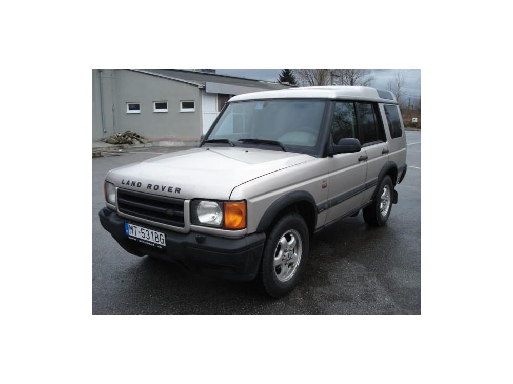 Prodám Land Rover Discovery 2,5 TD5