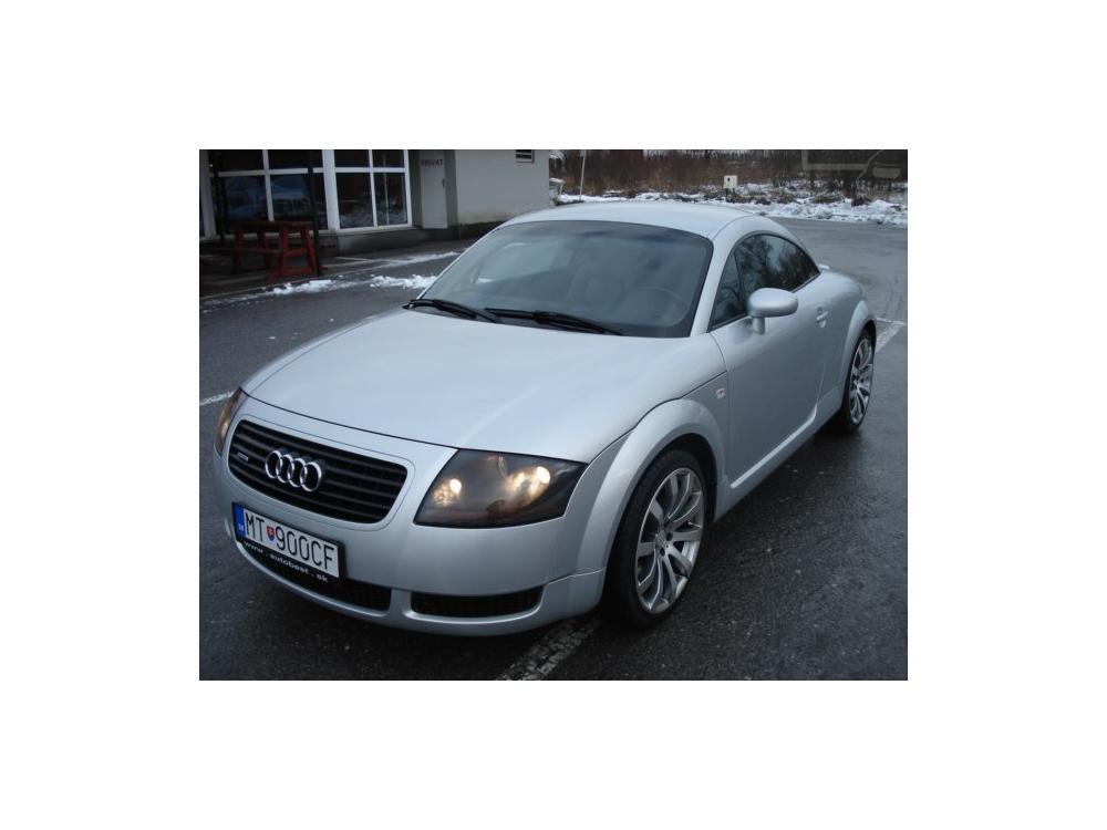 Prodám Audi TT 4x4-1,8T-132kw