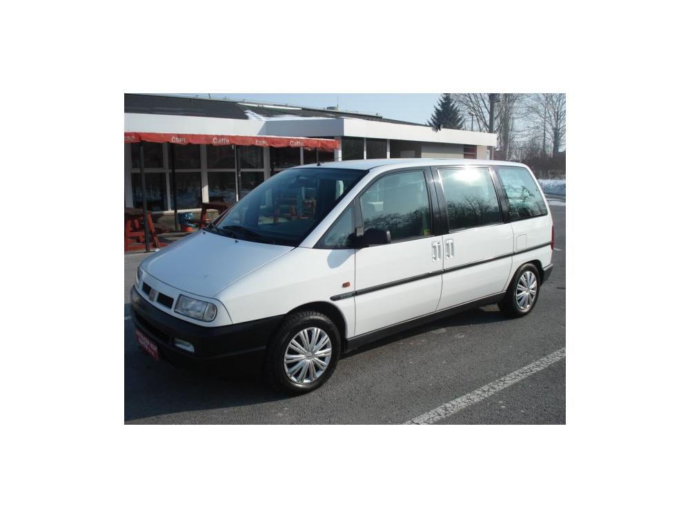 Prodám Fiat Ulysse 2,0 EL-89kw
