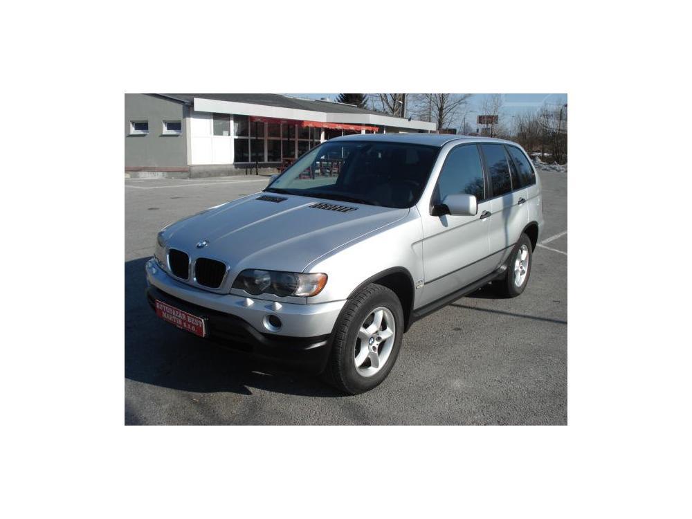 Prod�m BMW X5 3.0 d