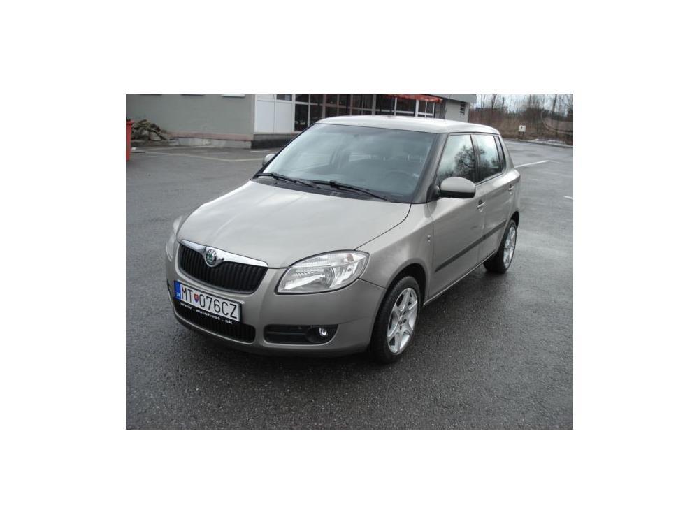 Prodám Škoda Fabia 1.2 Ambiente