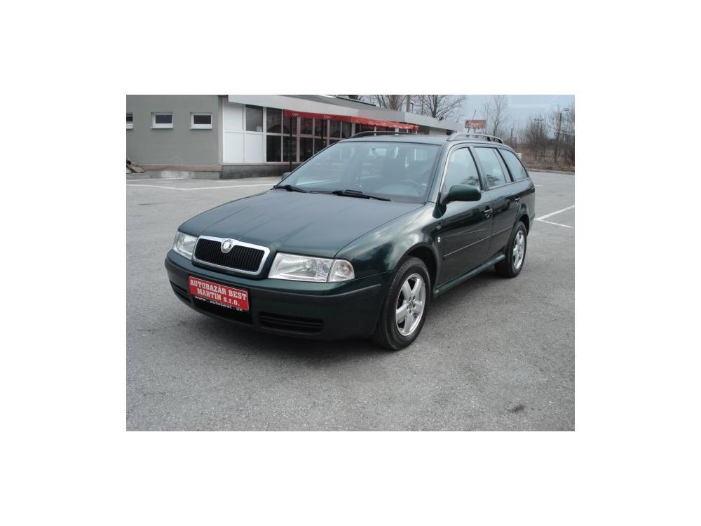 Prodám Škoda Octavia 1.9 TDI Ambiente