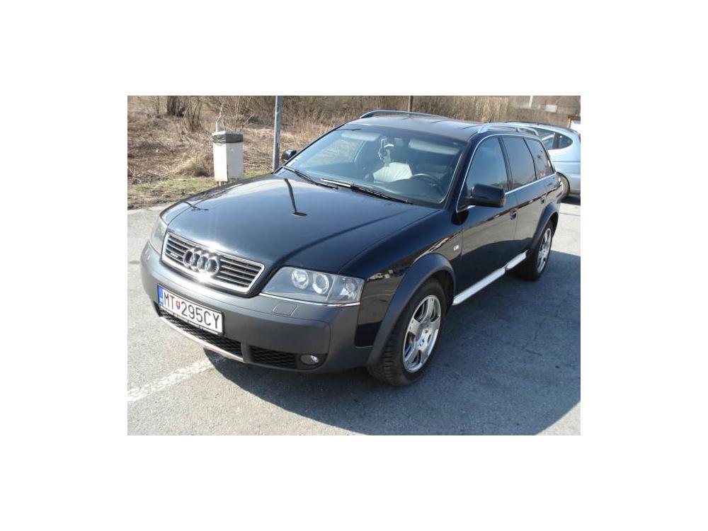 Prodám Audi A6 Allroad 2.5 TDI Qattro