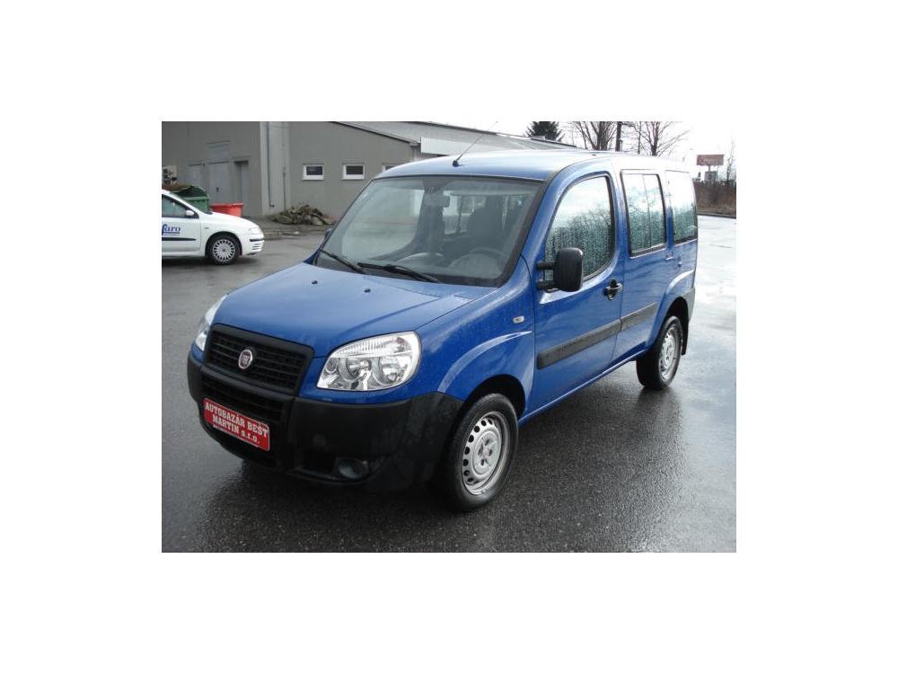 Prodám Fiat Dobló Cargo 1.3 JTD Multijet