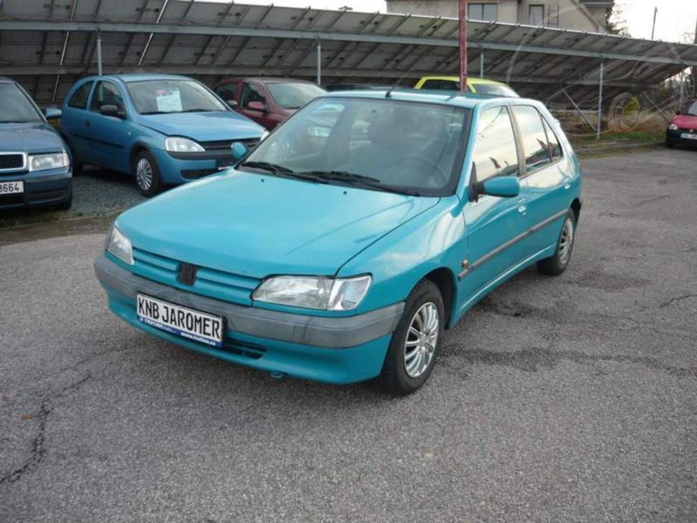 Prodám Peugeot 306 1.6 XR   eko uhrazen