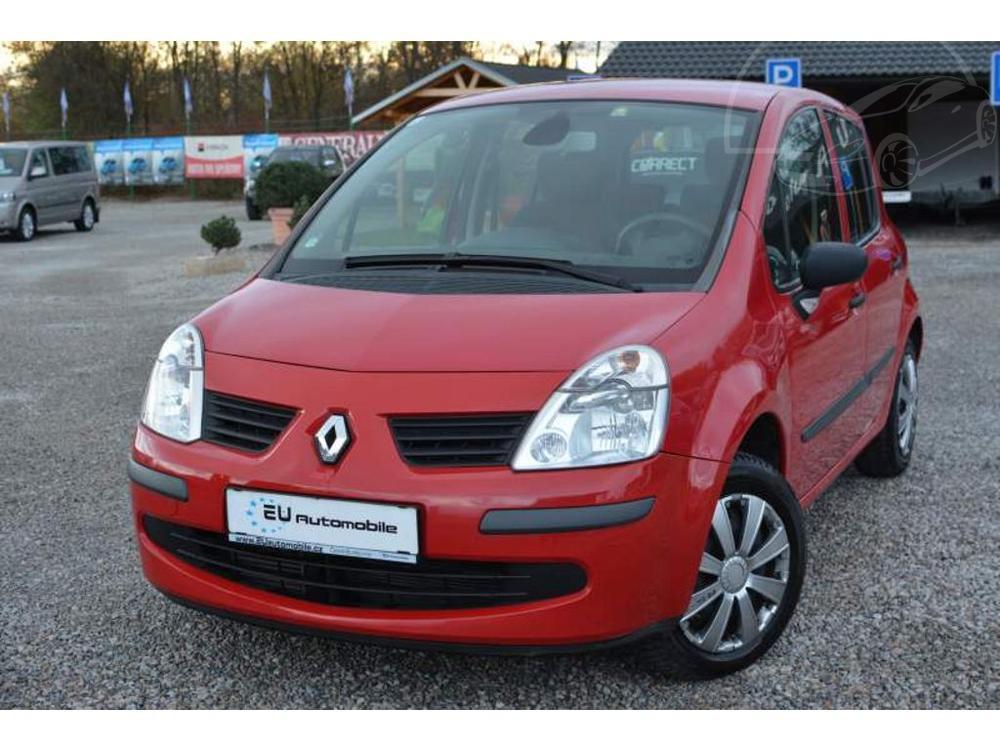 Prodám Renault Modus 1.5 dCi Dynamique ZÁRUKA 1 ROK