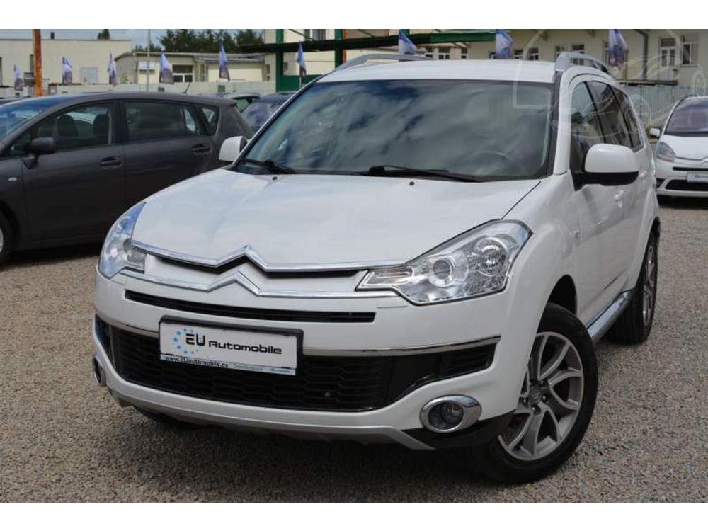 Prodám Citroën C-Crosser 2.2 HDi 4x4 Exclusive ZÁRUKA 1 ROK
