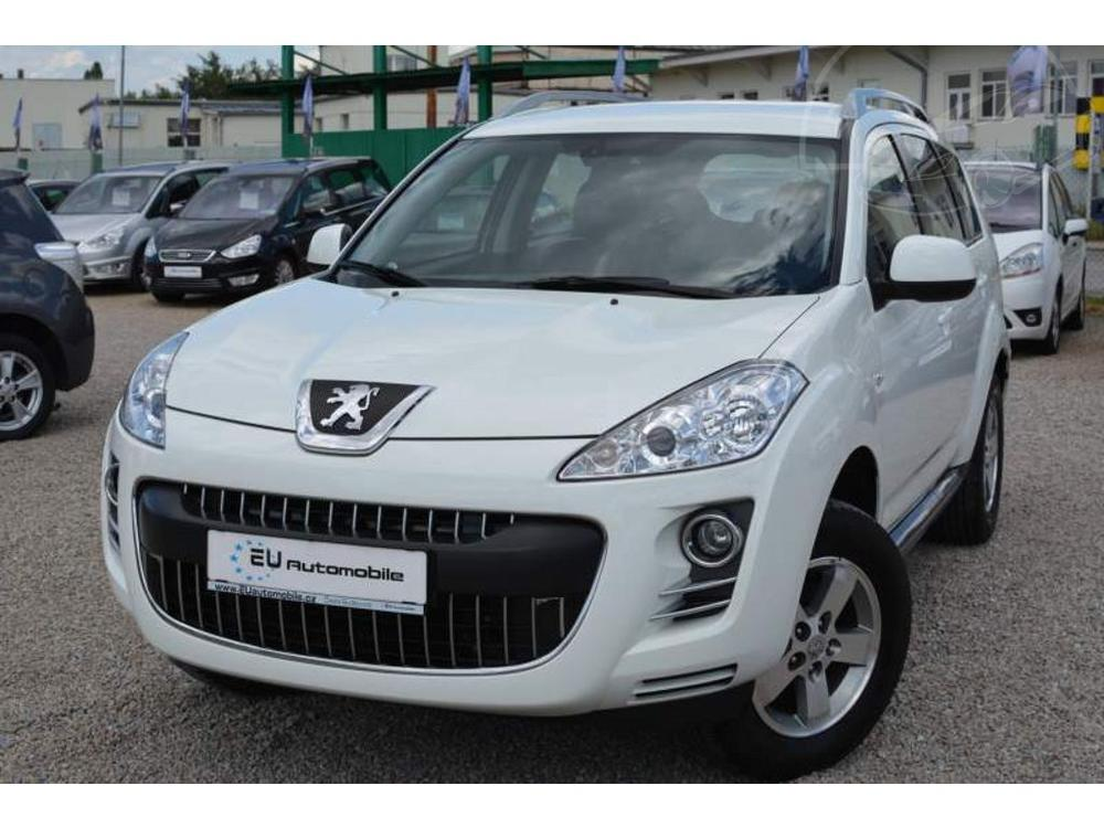 Prod�m Peugeot 4007 2.2 HDi 4x4 Sport Z�RUKA 1 ROK