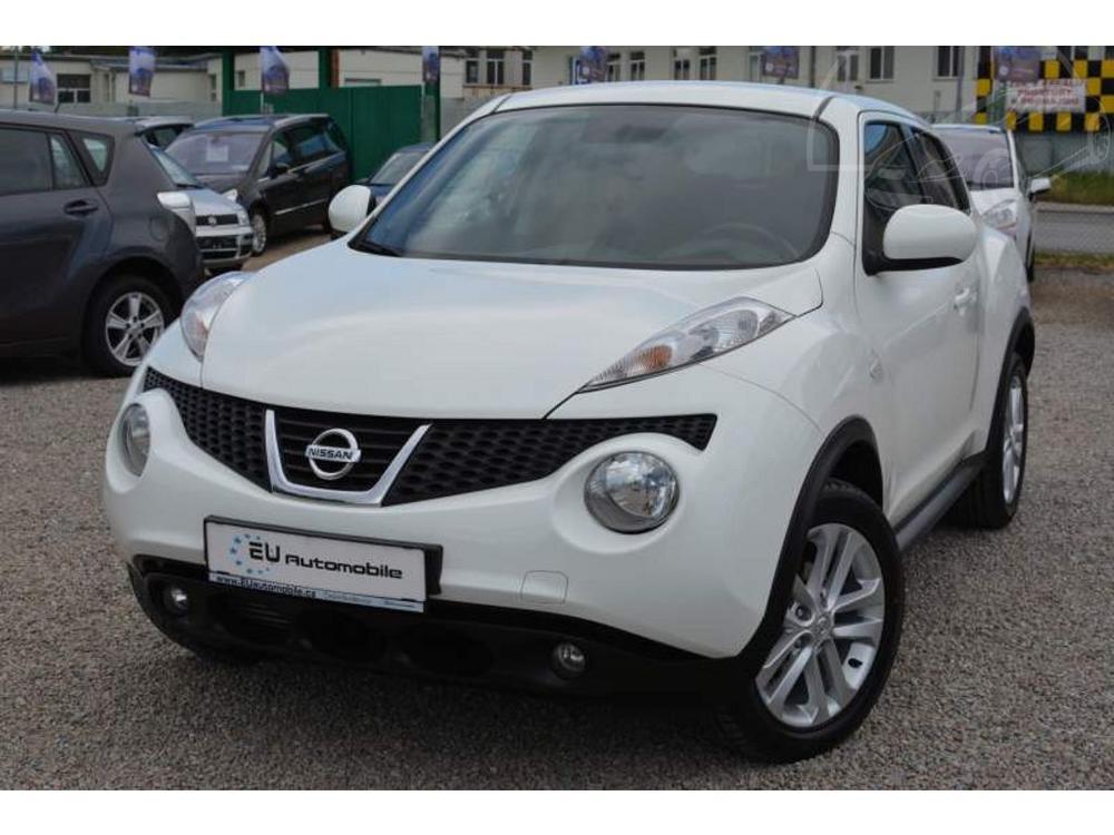 Prodám Nissan Juke 1.5 dCi Acenta ZÁRUKA 1 ROK