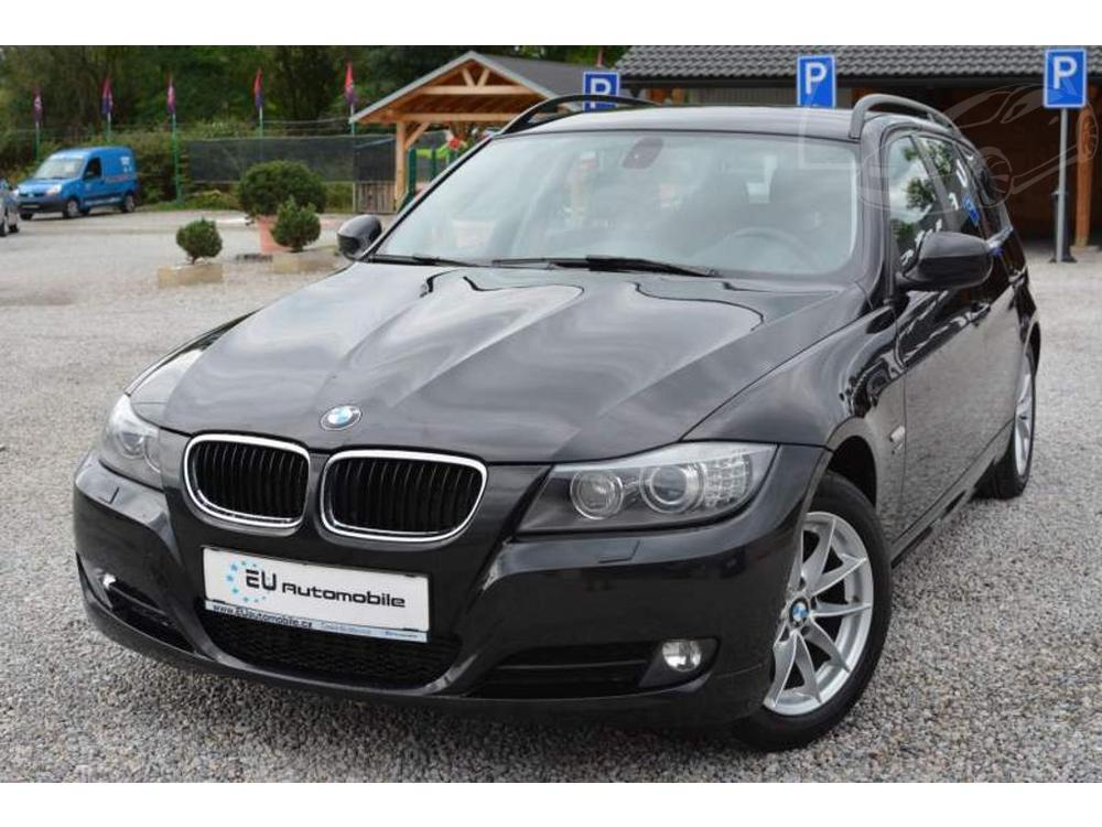 Prod�m BMW 320 d xDrive 4x4 Z�RUKA 1 ROK