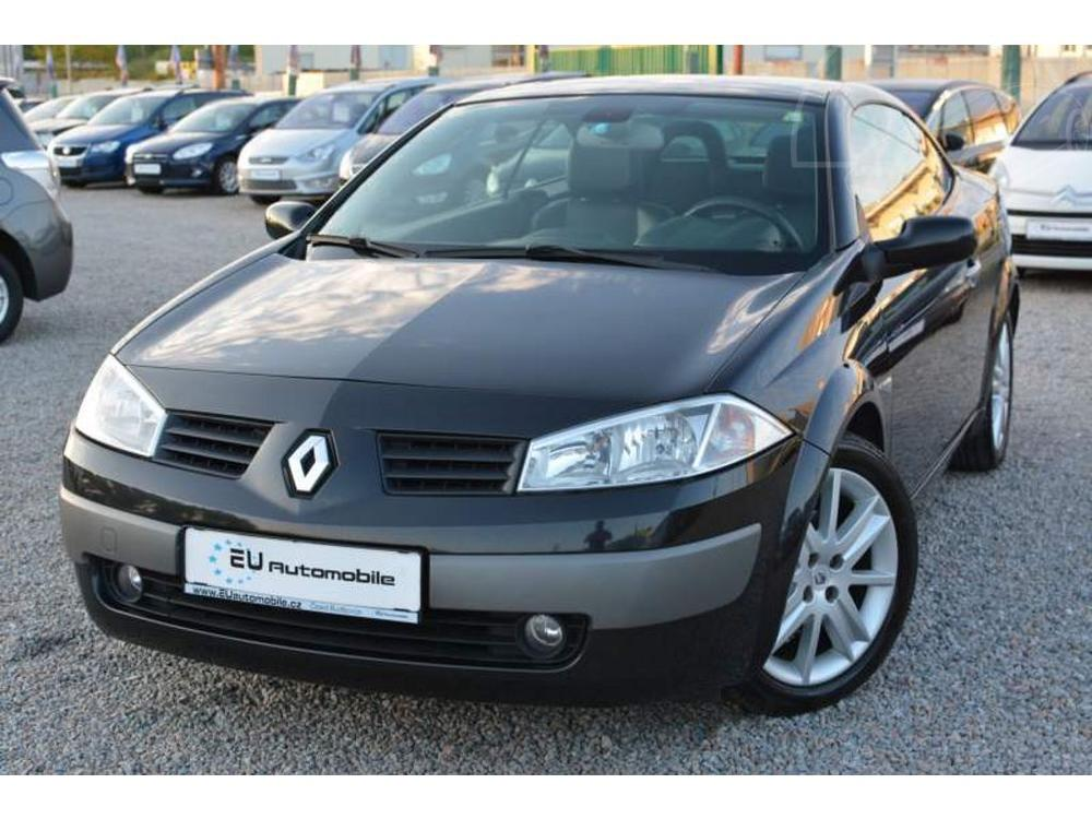 Prodám Renault Megane 1.9 dCi Cabrio ZÁRUKA 1 ROK
