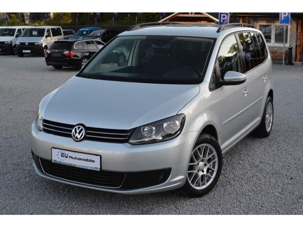 Prodám Volkswagen Touran 1.4 TSI Comfortline ZÁRUKA 1 ROK