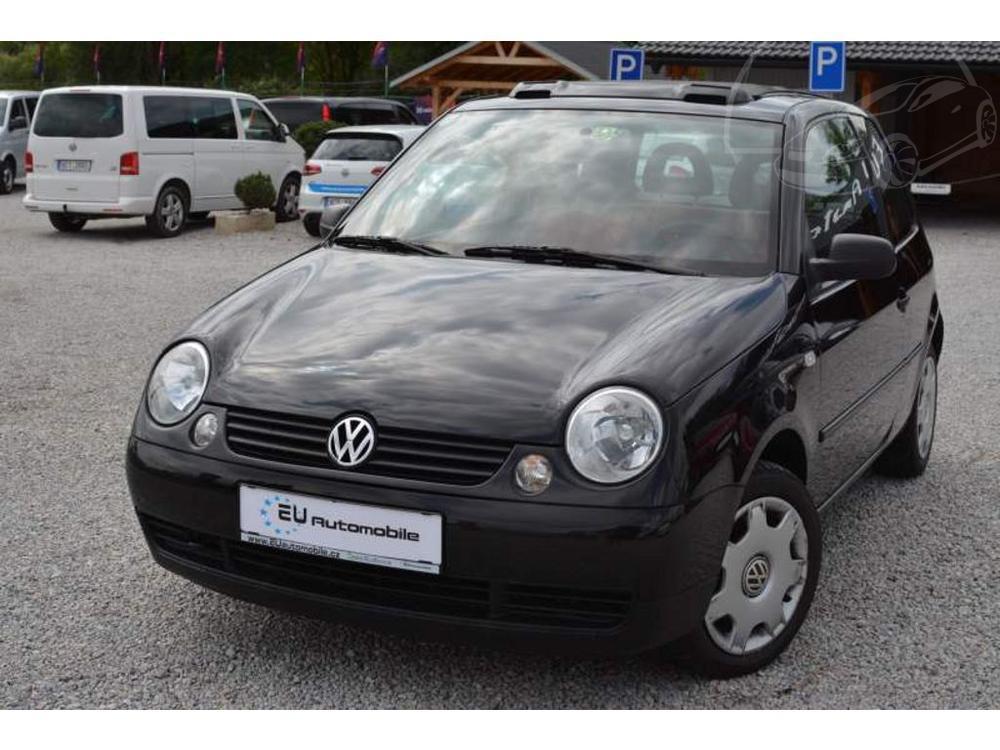 Prodám Volkswagen Lupo 1.4 TDI