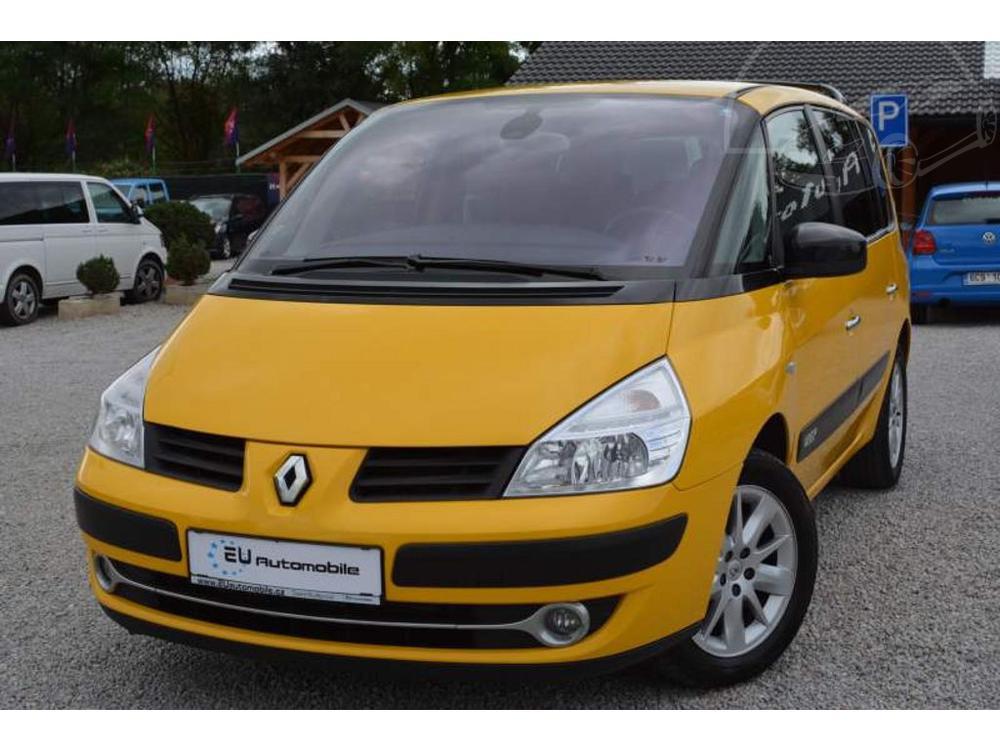 Prodám Renault Espace 2.0 dCi ZÁRUKA 1 ROK