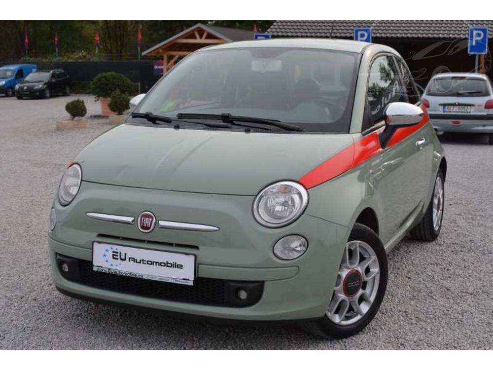 Prodám Fiat 500 1.4i 16V Sport ZÁRUKA 1 ROK