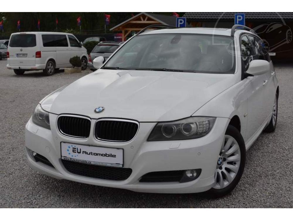 Prod�m BMW 318 d Z�RUKA 1 ROK