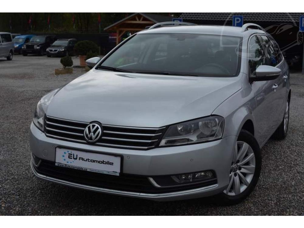 Prod�m Volkswagen Passat 1.6 TDI Comfortline Z�RUKA 1 ROK