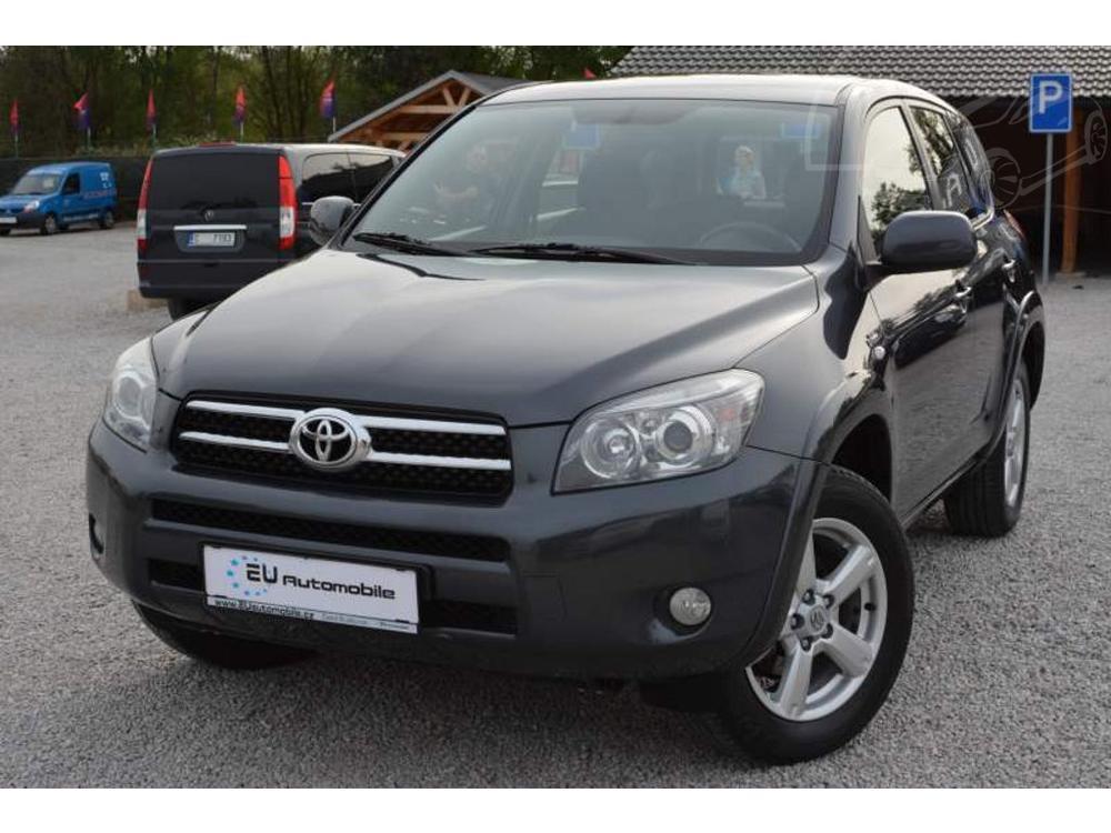 Prodám Toyota RAV4 2.2 D-CAT 4x4 ZÁRUKA 1 ROK