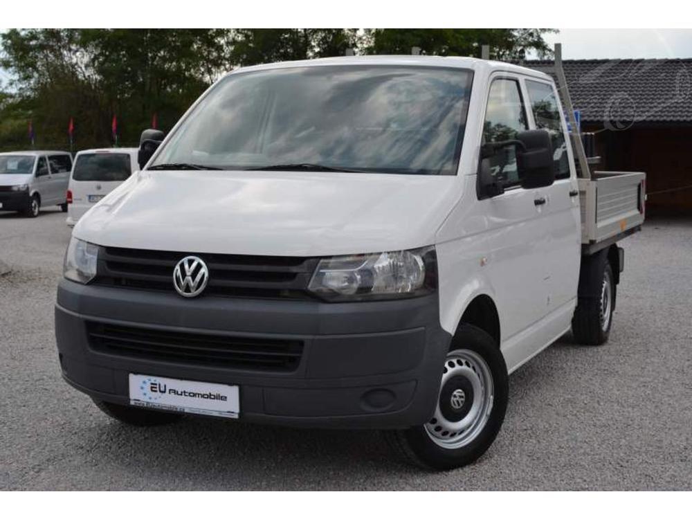 Prodám Volkswagen Transporter 2.0 TDI Valník ZÁRUKA 1 ROK
