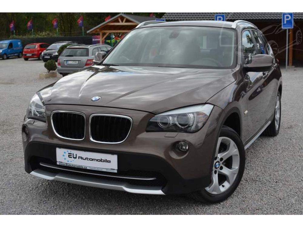 Prodám BMW X1 2.0d 4x4 ZÁRUKA 1 ROK