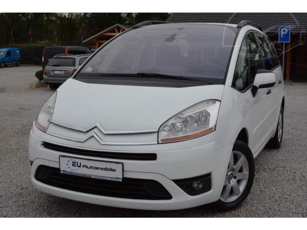 Prodám Citroën C4 Picasso Grand 1.6 HDi ZÁRUKA 1 ROK