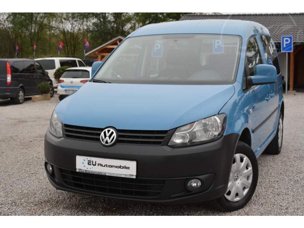 Prod�m Volkswagen Caddy 1.6 TDI Trendline Z�RUKA 1 ROK