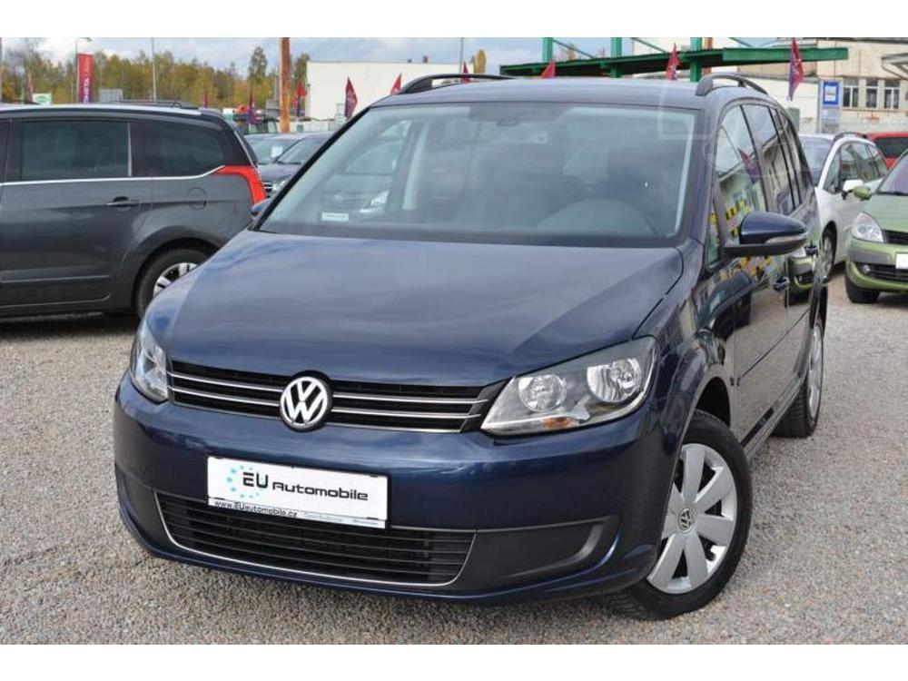 Prodám Volkswagen Touran 1.6 TDI Comfortline ZÁRUKA 1 ROK
