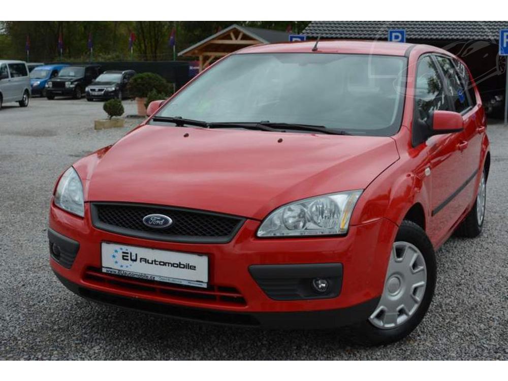Prodám Ford Focus 1.6 16V Trend ZÁRUKA 1 ROK