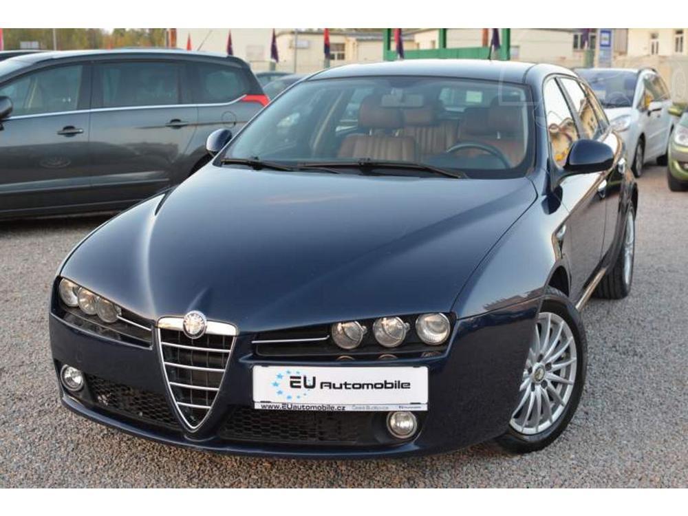 Prod�m Alfa Romeo 159 1.9 JTD Sportwagon Z�RUKA 1 ROK