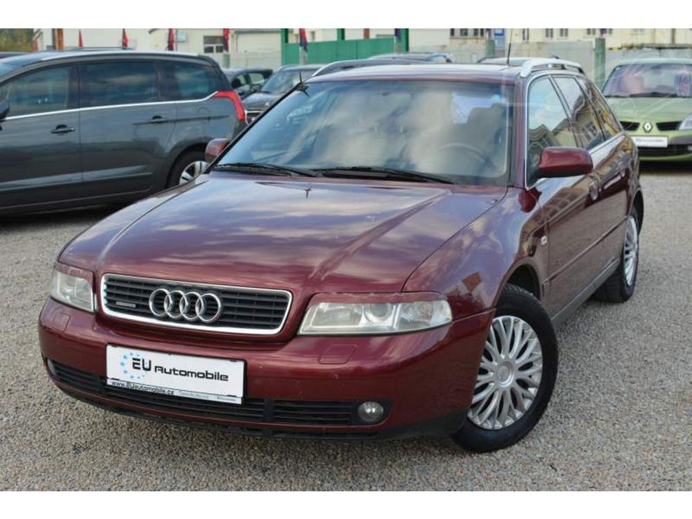 Prodám Audi S4 2.5 TDI 4x4 Avant