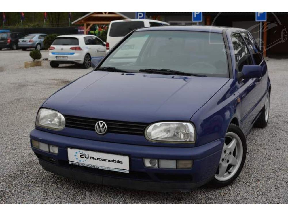 Prodám Volkswagen Golf 1.6i Joker