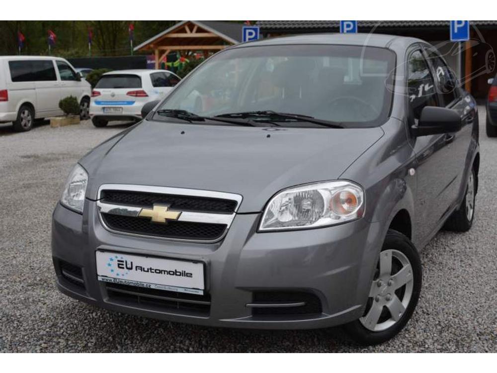 Prodám Chevrolet Aveo 1.2 8V ZÁRUKA 1 ROK