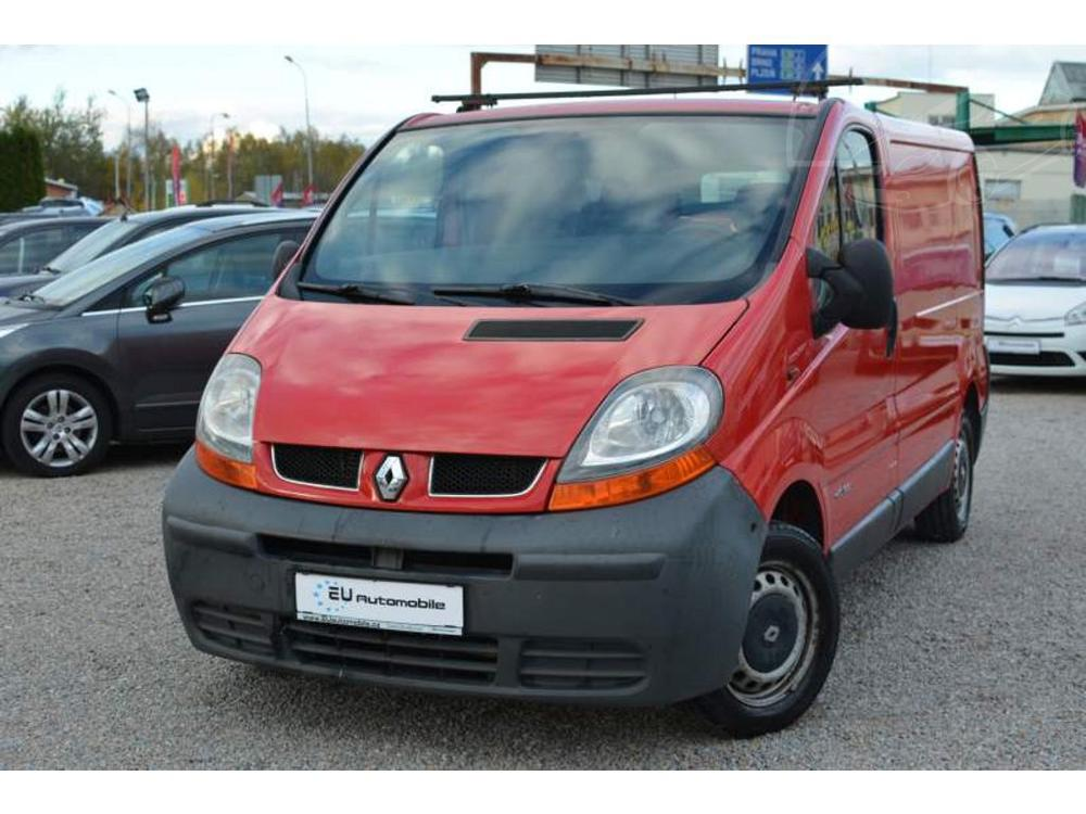 Prodám Renault Trafic 1.9 dCi