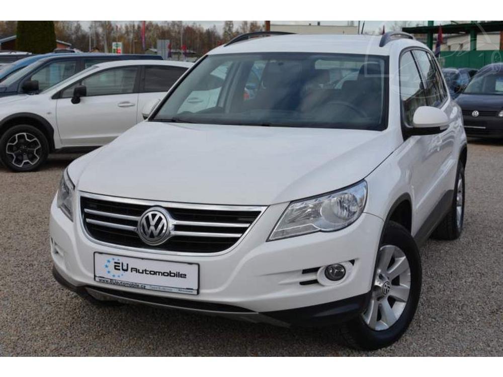 Prodám Volkswagen Tiguan 2.0 TDI 4x4 ZÁRUKA 1 ROK
