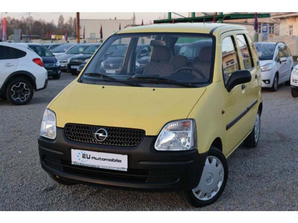 Prodám Opel Agila 1.0 i 12V Club ZÁRUKA 1 ROK