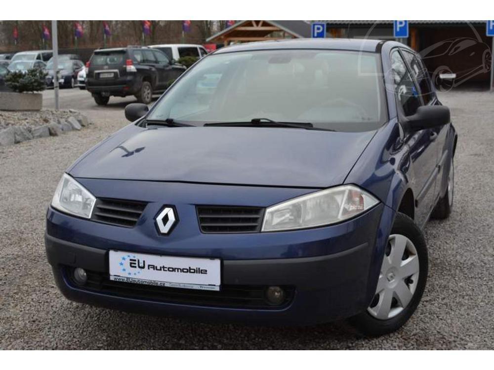 Prodám Renault Megane 1.4i 16V ZÁRUKA 1 ROK