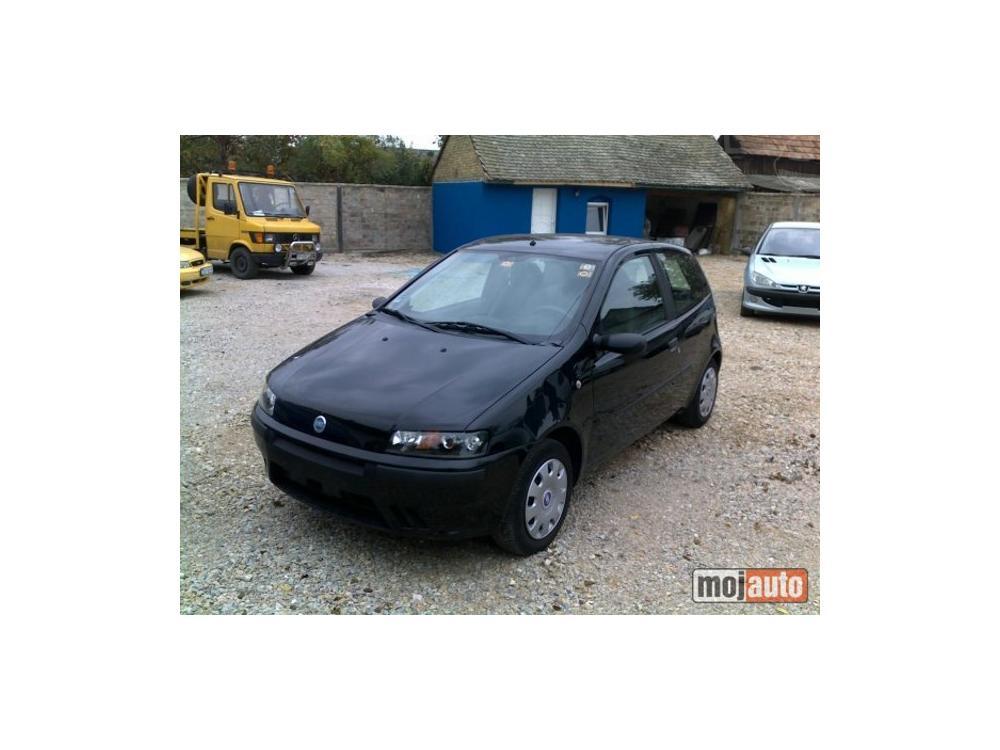 Prod�m Fiat Punto 1.2 16v