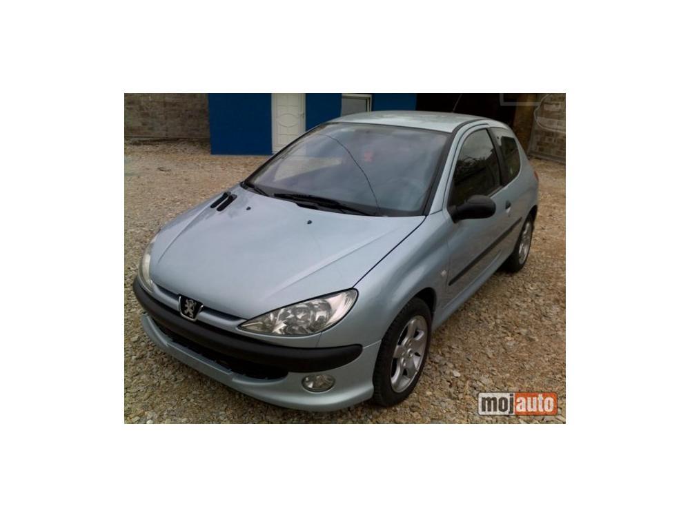 Prodám Peugeot 206 1.6 XS