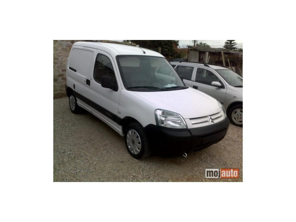 Prodám Citroën Berlingo 1.4 16v