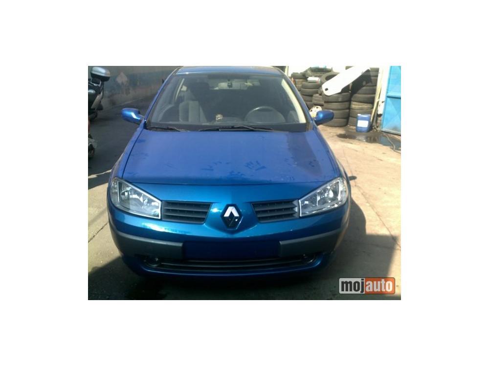 Prodám Renault Megane 1.6 16v